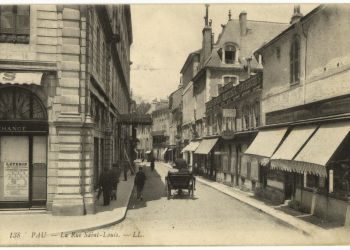 Rue Saint-Louis