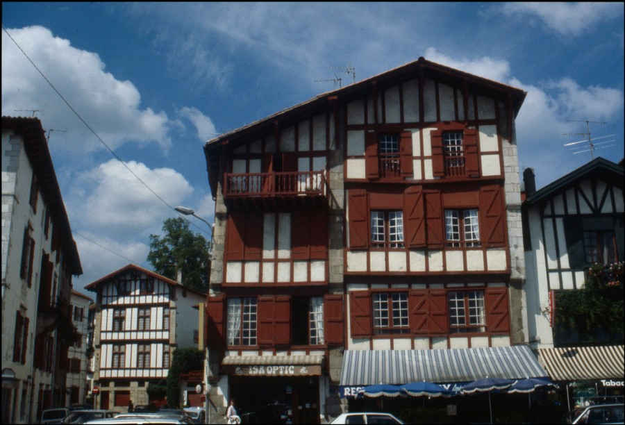 Vue de la boutique Isa Optic