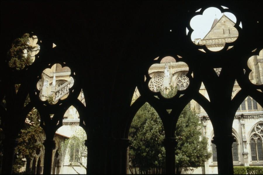Vue de la cathédrale