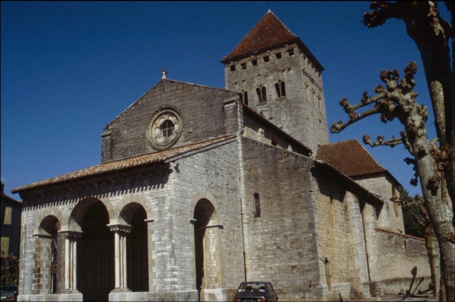 Vue d'ensemble de l'Eglise Saint-André