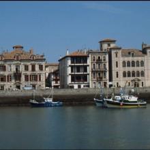 Maison de l'Infante, vue du port