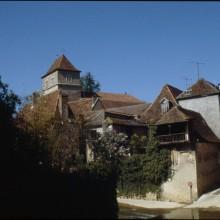 Clocher de l'église Saint-Vincent
