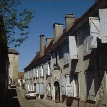 Rue menant au Pont-Vieux