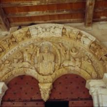 Eglise Saint-André - Tympan