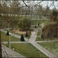 Jardin des remparts, également appelé jardin de la Poterne